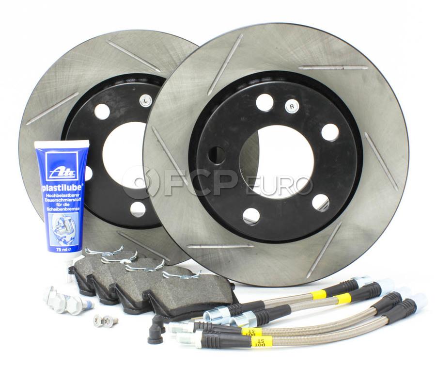 Audi Performance Brake Kit - Stop Tech/Pagid B5S4BRK3