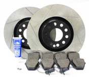 Audi Performance Brake Kit - Stop Tech/Pagid B5S4BRK3