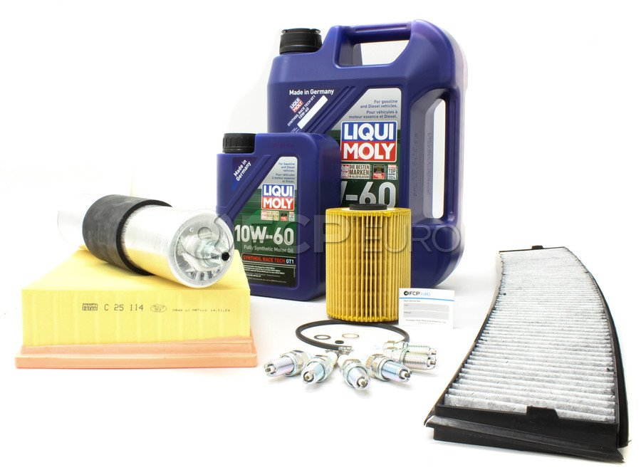BMW Maintenance Service Kit With Oil (E46 M3) - E46M3SVCKIT-OIL