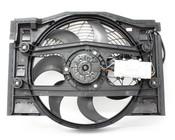 BMW Auxiliary Fan Assembly - Genuine BMW 64546988914