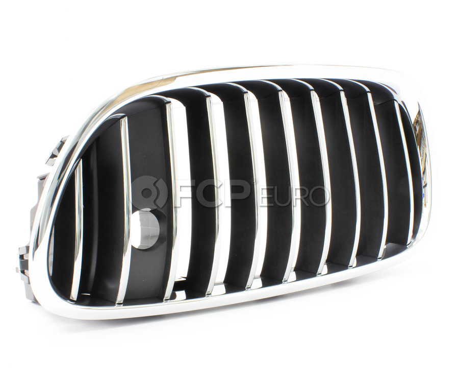 BMW Kidney Grille Left (F10) - Genuine BMW 51137203203