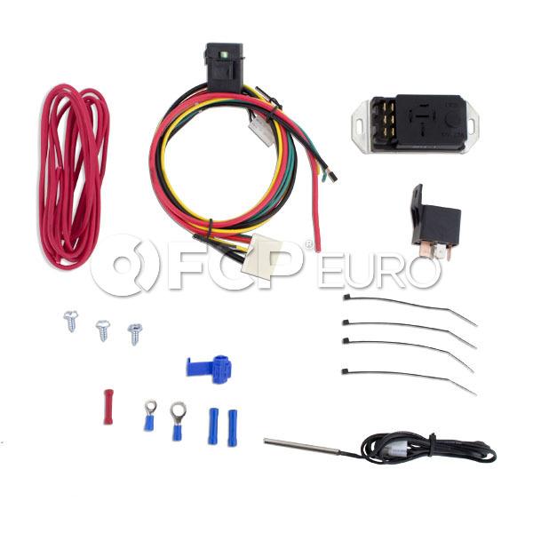 Mishimoto Adjustable Fan Controller Kit With Probe - MMFAN-CNTL-UPROBE