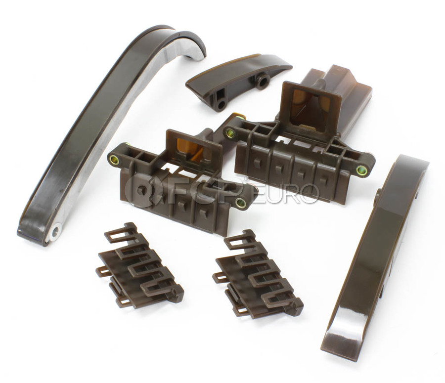 Mercedes M119 Timing Chain Guide Kit - Genuine Mercedes M119Guide