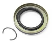 BMW Axle Shaft Seal Front - Reinz 33107505601
