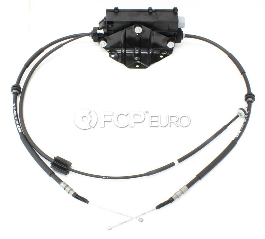 BMW Parking Brake Actuator - Genuine BMW 34436850289
