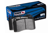 BMW Performance Ceramic Brake Pad Set - Hawk HB630Z.626