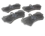 Porsche VW Brake Pad Set - Pagid 355018701