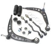 BMW Control Arm Kit 10-Piece - Meyle E3610PIECEKIT