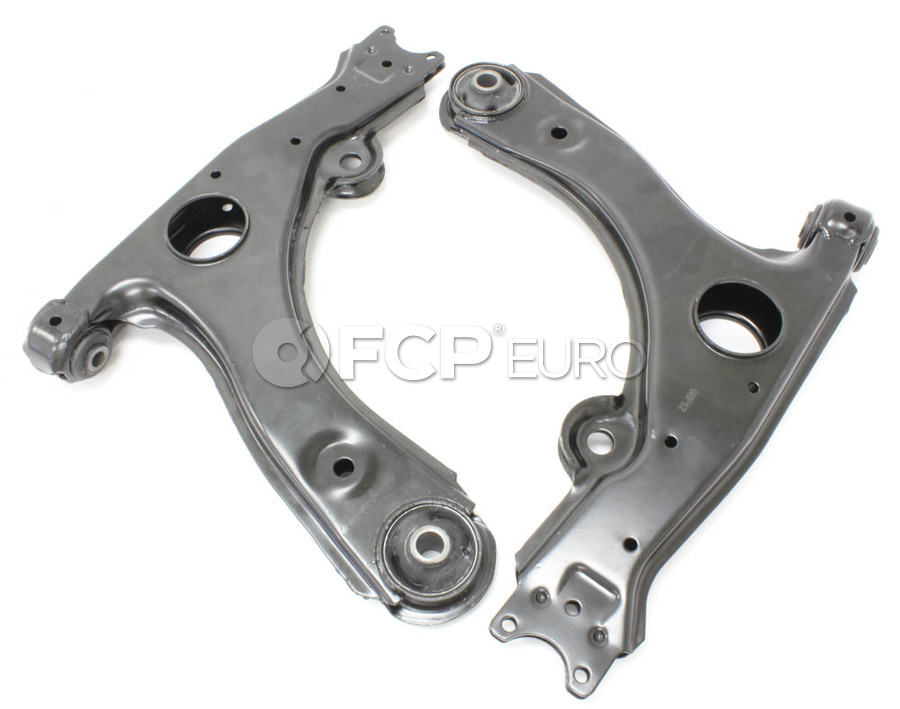 VW Control Arm Kit (2-Piece) - TRW 357407151