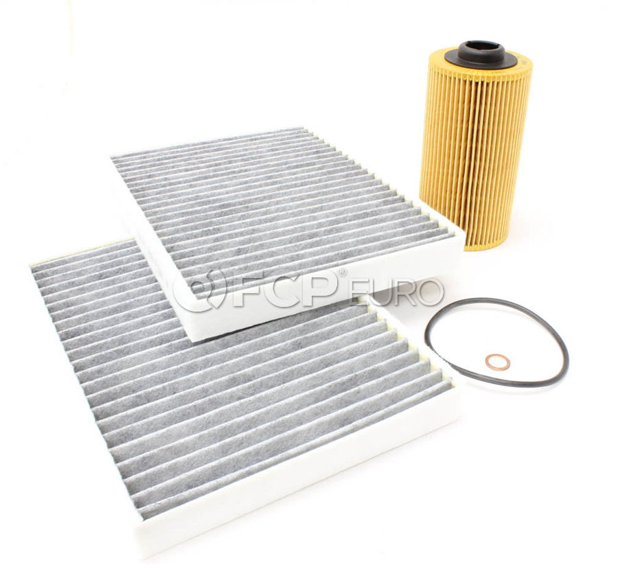 BMW Inspection 1 Service Kit (E39) - Mann 88002157554KT