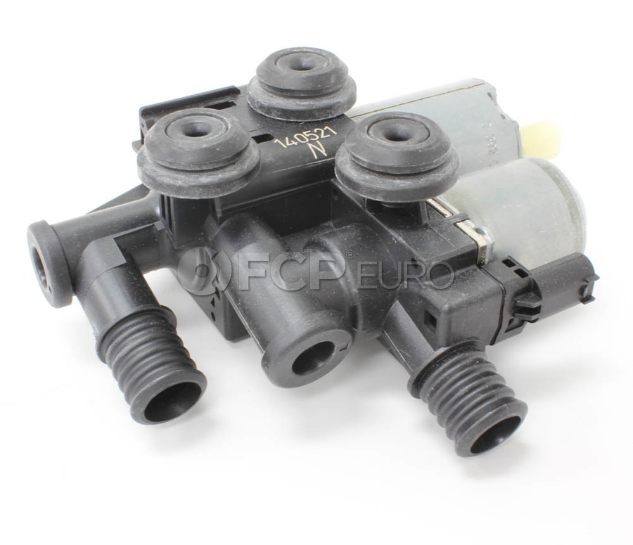 BMW Heater Valve - Genuine BMW 64118369807
