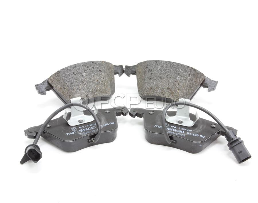 Audi Brake Pad Set - ATE 8E0698151C