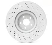 Mercedes AMG Brake Disc - Zimmermann 2204211912
