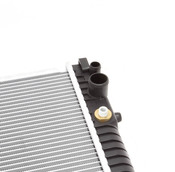 Mercedes Radiator - Nissens 1265003503A