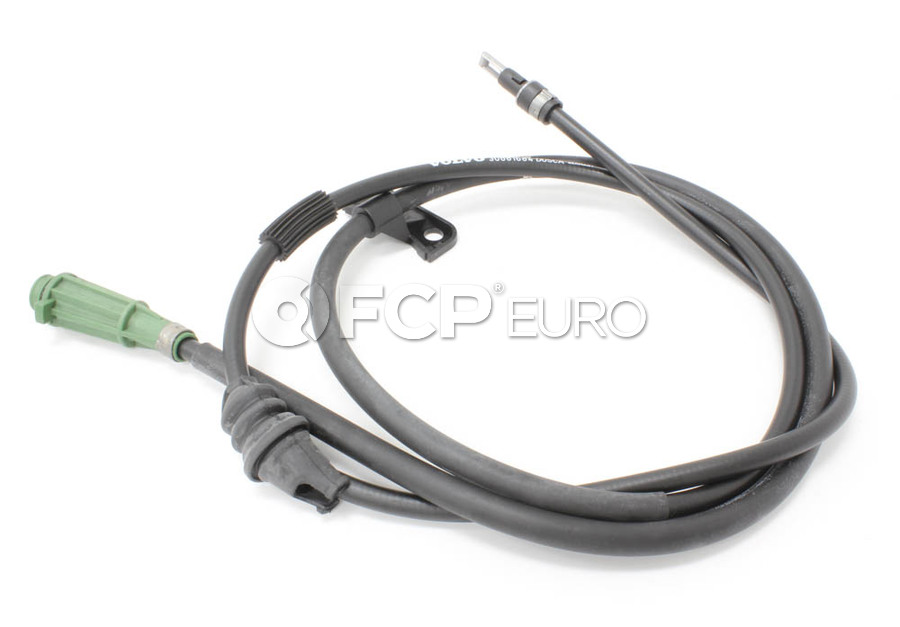 Volvo Parking Brake Cable - Genuine Volvo 30681684