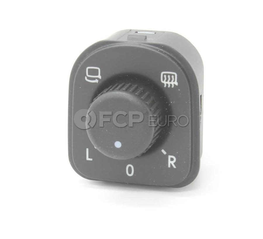 VW Door Mirror Switch - Genuine VW Audi 1K0959565JREH