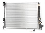 Saab Radiator - Nissens 4358040