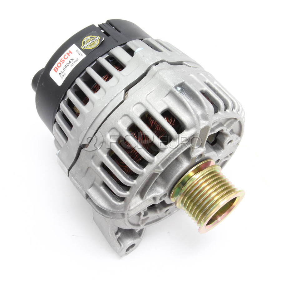 BMW Alternator 120 Amp - Bosch AL0804X
