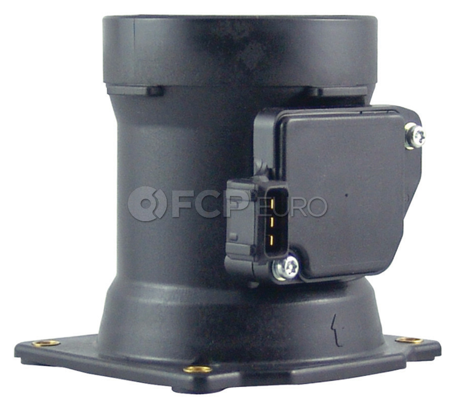 Audi VW Mass Air Flow Sensor - Hitachi 078133471C