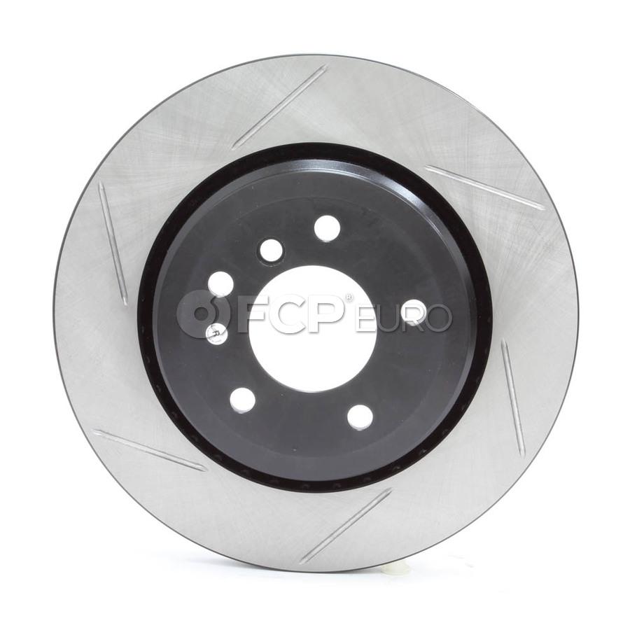 BMW Slotted Brake Disc - Stop Tech 126.34057SR