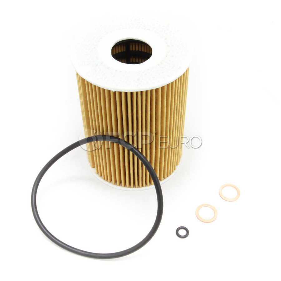 BMW Engine Oil Filter Kit - Mahle 11427837997