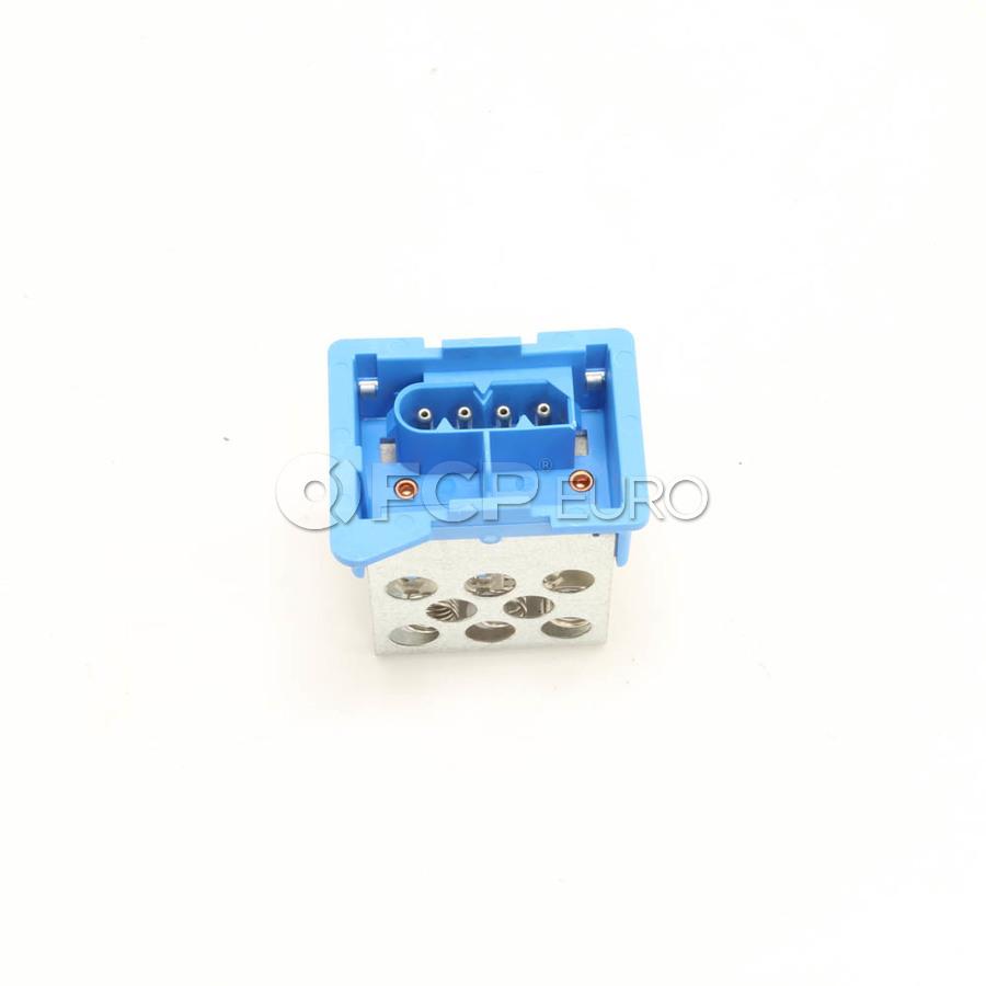 BMW Blower Motor Resistor - Genuine BMW 64118391699