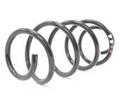 VW Coil Spring - Genuine VW 1K0411105BD