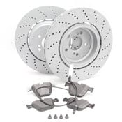 BMW Brake Kit - VNE/Textar 34212282807KT2