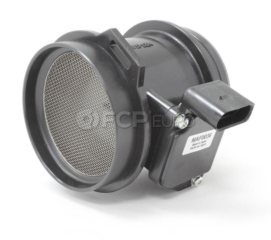 Audi VW Mass Air Flow Sensor - Hitachi 06C133471A
