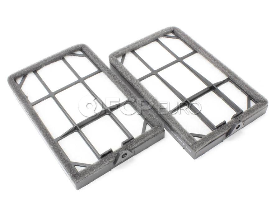 BMW Cabin Air Filter Set - Meyle 64118391385