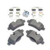 Mini Brake Pad Set - Genuine Mini 34216794059