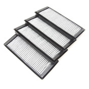 BMW Carbon Activated Cabin Air Filter Set (E90 E92 E93 M3