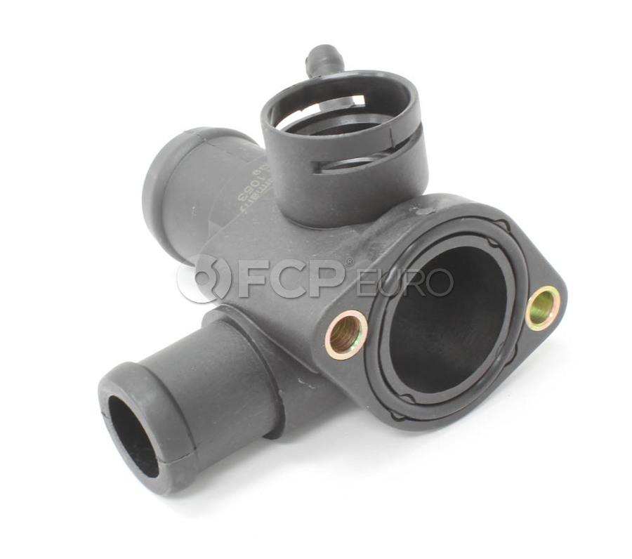 VW Engine Coolant Outlet Flange - Meyle 028121132A