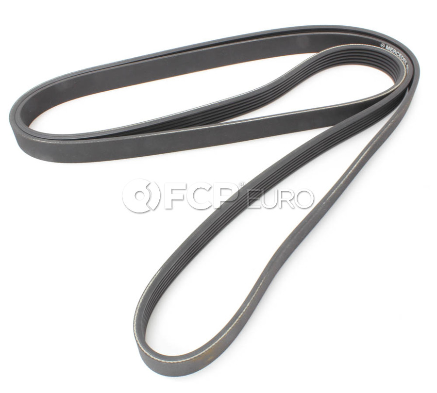Mercedes Serpentine Belt (400E 400SEL 500E) - Genuine Mercedes 0119972992