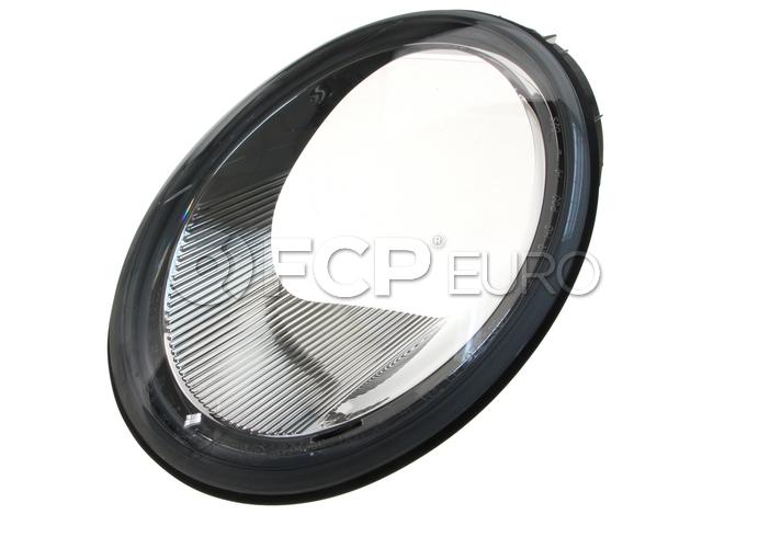 VW Halogen Headlight Lens - Genuine VW Audi 1C0941115B