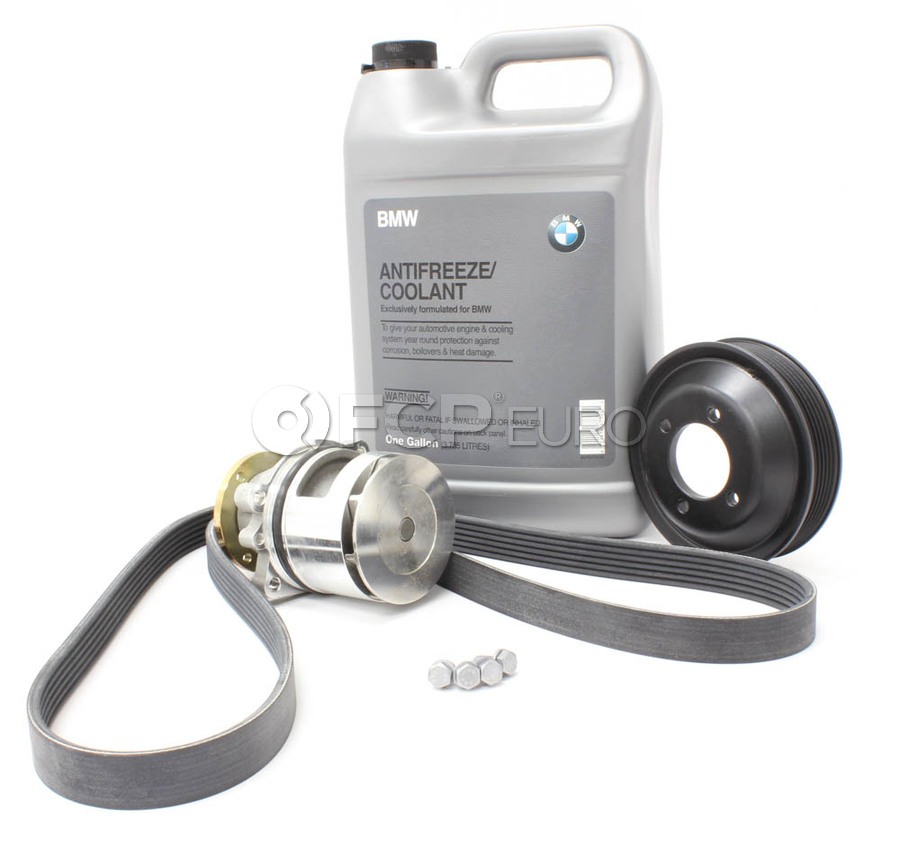 BMW High Performance Water Pump Replacement Kit - STE30330KT
