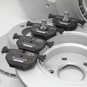 BMW Brake Kit - Zimmermann/Textar 34116756847KTFR2