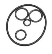 Mercedes Engine Oil Filter Kit - Mann 0001802609