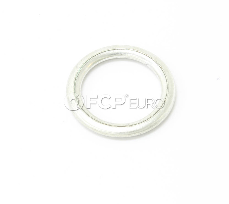 Audi VW Oil Drain Plug Gasket - Genuine Audi VW N0138157