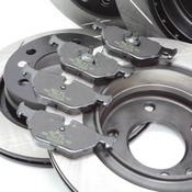 BMW Brake Kit - Stop Tech/Hawk STBRAKEKIT