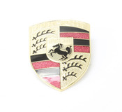 Porsche Hood Emblem - OE Supplier 90155921020
