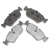 BMW HPS Brake Pad Set - Hawk HB136F.690