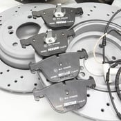 BMW Brake Kit - VNE/Textar 34112283801KTFR