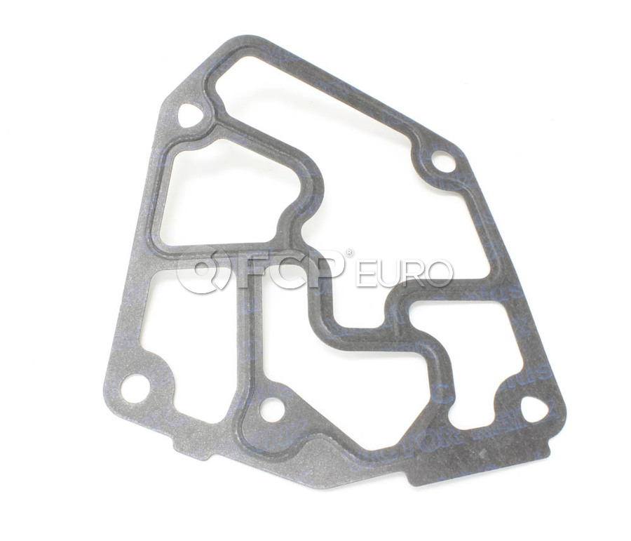 VW Oil Filter Flange Gasket - Reinz 038115441A