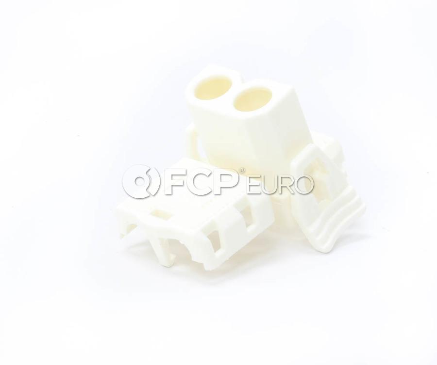 BMW Plug Housing (White) - Genuine BMW 61131378417
