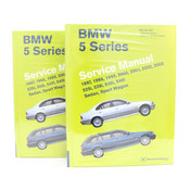 BMW Repair Manual - Bentley B503