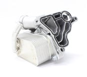 BMW Engine Oil Filter Housing - Genuine BMW 11428637812