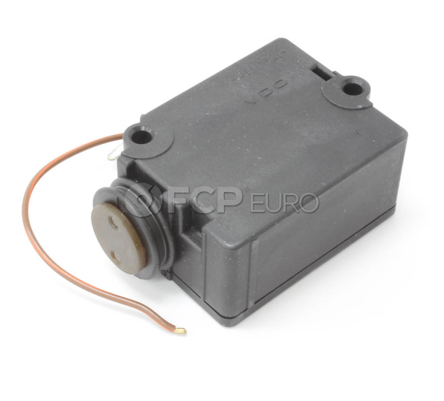Volvo Trunk Lock Actuator Motor - Genuine Volvo 9444090