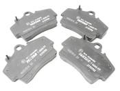 Porsche Brake Pad Set - Textar 2193702
