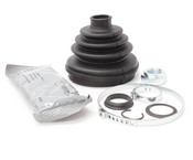 VW CV Joint Boot Kit Outer (Passat Cabrio Golf Jetta) - Meyle 1H0498203